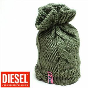 ディーゼルニット帽 [ DIESEL帽子 ]( DIESEL ニット帽 ディーゼル 帽子 ) 子供服 男の子 女の子 キッズ ベビーウェア ベビー服 子供 ベビー ぼうし ジュニア 00TA1R-00XHD-K557 [ アウトレット 帽子 SALE ]
