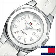 [送料無料]トミーヒルフィガー腕時計[TommyHilfiger時計]( Tommy Hilfiger 腕時計 トミーヒルフィガー 時計 )ラバーベルト メンズ/レディース/ホワイト/1780916[TOMMY]