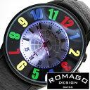 [あす楽] 【即出荷!】ROMAGODESIGN時計 [ ロマゴデザイン 腕時計 ] ROMAGO DESIGN 腕時計 ロマゴ デザイン 時計 ヌメレーションシリーズ Numeration series[送料無料]