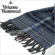 [送料無料]ヴィヴィアンウエストウッドマフラー [ VivienneWestwoodストール ]( Vivienne Westwood マフラー ヴィヴィアン ウエストウッド ストール ) ( S13 F918 0003 ) メンズ/レディース/男女兼用ストール/S13-F918-0003 [ 新作 2012 ] [新生活応援]
