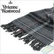 [送料無料]ヴィヴィアンウエストウッドマフラー [ VivienneWestwoodストール ]( Vivienne Westwood マフラー ヴィヴィアン ウエストウッド ストール ) ( S13 F918 0004 ) メンズ/レディース/男女兼用ストール/S13-F918-0004 [ 新作 2012 ] [新生活応援]