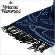 ヴィヴィアンウエストウッドマフラー [ VivienneWestwoodストール ]( Vivienne Westwood マフラー ヴィヴィアン ウエストウッド ストール ) ( S13 F923 0002 ) メンズ/レディース/男女兼用ストール/[ 新作 2014 ]