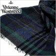 ヴィヴィアンウエストウッドマフラー [ VivienneWestwoodストール ]( Vivienne Westwood マフラー ヴィヴィアン ウエストウッド ストール ) ( S42 F933 0005 ) メンズ/レディース/男女兼用ストール/[ 新作 2014 ]
