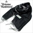 [送料無料]ヴィヴィアンウエストウッドマフラー [ VivienneWestwoodストール ]( Vivienne Westwood マフラー ヴィヴィアン ウエストウッド ストール ) ( S74 F940 0006 ) メンズ/レディース/男女兼用ストール/S74-F940-0006 [ 新作 2012 ]