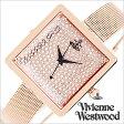 [送料無料][VivienneWestwood時計]( Vivienne Westwood 腕時計 ヴィヴィアン ウエストウッド タイムマシン 時計 ヴィヴィアン腕時計 ヴィヴィアン時計 レディース/ピンクゴールド/VV053RSRS