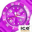 アイスウォッチ 時計[ ICEWATCH 腕時計 ]アイス ウォッチ[ ice watch 腕時計 ]アイス 腕時計[ ice ]アイス腕時計 ice腕時計 シリ フォーエバー Siri メンズ/レディース/パープル SIPEBS [人気/新作/防水/軽量/スポーツ][送料無料][5年保証対象]