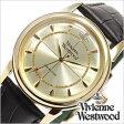 [送料無料]ヴィヴィアンウェストウッド腕時計 [ viviennewestwood時計 ]( vivienne westwood 腕時計 ヴィヴィアン ウェストウッド 時計 ) レディース時計/ゴールド/VV064CPBK