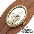 【10%OFF】[あす楽対応][送料無料]ヴィヴィアンウェストウッド腕時計 [ viviennewestwood時計 ]( vivienne westwood 腕時計 ヴィヴィアン ウェストウッド 時計 ) レディース時計/ブラック/VV056GDBR