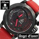 【3561円 セール割引中!】 【5年延長保証】 エンジェルクローバー [ Angel Clover 時計 ] ロエン [ ROEN ] コラボレーションモデル メンズ ブラック TC48ROR