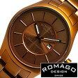 ロマゴデザイン 腕時計 メンズ 男性 [ ROMAGO DESIGN ] ロマゴ 時計 スーパーレジェーラ/ブラウン RM029-0290AL-BR [ クリスマス ]