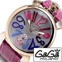 [あす楽]ガガミラノ 腕時計 GaGa MILANO 時計 マヌアーレ [ MANUALE ] 48...