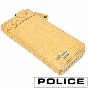 財布 ポリス 財布メンズ POLICE 長財布 ポリス サーキット CIRCUIT メンズ財布 PA56103-25 ラウンドファスナー