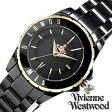 ヴィヴィアンウエストウッド腕時計 [ VivienneWestwood時計 ]( Vivienne Westwood 腕時計 ヴィヴィアン ウエストウッド 時計 ) スローン II ( Sloane II )レディース腕時計/ブラック/VV088RSBK [ クリスマス ]