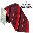 [送料無料]ヴィヴィアンウエストウッドネクタイ [ VivienneWestwoodビジネス ]( Vivienne Westwood ネクタイ ヴィヴィアン ウエストウッド ビジネス) メンズネクタイ/FM01-4-9 [ブランド シルクネクタイ 人気 お洒落 プレゼント ギフト]