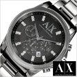アルマーニエクスチェンジ 時計[ ArmaniExchange 時計 ]アルマーニエクスチェンジ腕時計( ArmaniExchange腕時計 )[ Armani Exchange 時計 ]アルマーニ 時計/Armani 時計(アルマーニ時計)メンズ/ブラック/シルバー AX2092