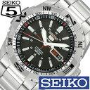【5年延長保証】 セイコー腕時計 [ SEIKO 時計 ビジネス 自動巻き 機械式 スケルトン ] セイコー時計 [ SEIKO 腕時計 ] セイコー 腕時計 セイコー 時計 [ SEIKO時計 ] セイコー ファイブ スポーツ 海外モデル SNZJ05J1 [ SNZJ05JC ブラック メカニカル ]