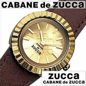 【正規品】【5年延長保証】 カバンドズッカ 腕時計 [ CABANE de ZUCCA 時計 ] ズッカ 十五夜 [ 15 YA ] メンズ レディース 男女兼用 ゴールド AWGK080 [ アナログ おしゃれ かわいい ダークブラウン ゴールド ] [ 20代 30代 40代 50代 60代 ][ 父の日 ][ 誕生日 ][ ハイブリッドスタイルは各種プレゼント・ギフトに対応いたします! ]