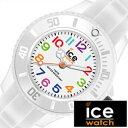 【5年延長保証】アイスウォッチ 時計[ ICEWATCH ]アイス ウォッチ 腕時計[ ice watch ]アイス[ ice 時計 ] アイス時計 ice時計 アイス ミニ ホワイト ICE mini メンズ/レディース/ホワイト MNWEMS [人気/防水/軽量/スポーツウォッチ/スポーツ]