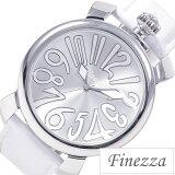 �ե��ͥåĥ��ӻ��� Finezza���� Finezza �ӻ��� �ե��ͥåĥ� ���� ��ǥ�����/����С� FZ4011-SVSV [�İ��� ������� �ץ٥�� �� �ӥå������� 40MM �쥶�� �礭���С�][�ץ쥼���/�ˤ�]