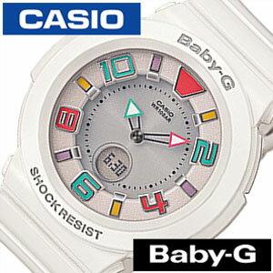【正規品】【5年延長保証】 Baby-G レディース 女性 ベビーG カシオ 腕時計 [ casio ] ベイビーG 時計 シルバー BGA-1601-7BJF [ アナデジ タフ ソーラー 電波 時計 デジタル 液晶 防水 マルチ カラー ホワイト ] [ 20代 30代 40代 50代 60代 ][ 父の日 ][ 誕生日 ][ ハイブリッドスタイルは各種プレゼント・ギフトに対応いたします! ]