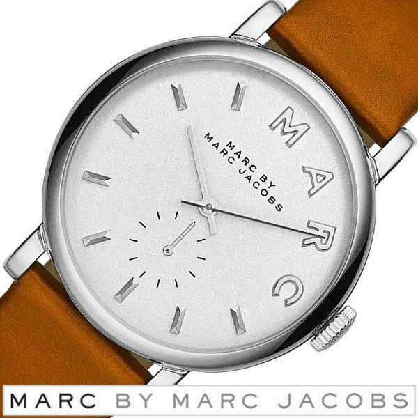 マークバイマークジェイコブス 腕時計 [ Marc By Marc Jacobs 時計 ] マークジェイコブス ベイカー [ Baker ] レディース ホワイト MBM1265 [ 人気 ブランド プレゼント ] [ 20代 30代 40代 50代 60代 ][ 父の日 ][ 誕生日 ][ ハイブリッドスタイルは各種プレゼント・ギフトに対応いたします! ]