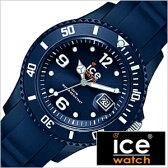 アイスウォッチ 時計[ ICEWATCH 腕時計 ]アイス ウォッチ[ ice watch 腕時計 ]アイス 腕時計 サファリ シリ ダスク スモール Safari SILI Dusk Small レディース/ブルー SPSICOBSS [シリコン ベルト/防水/オールブルー/シルバー][送料無料][5年保証対象]
