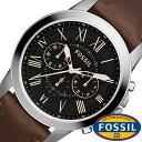 [あす楽]FOSSIL時計 フォッシル腕時計 FOSSIL 腕時計 フォッシル 時計 グラント GRANT
