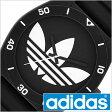アディダス 腕時計[ adidas 時計 ]アディダス 時計 [ adidasoriginals 腕時計 ][ アディダス時計 ]サンティアゴ SANTIAGO メンズ/レディース/ブラック ADH2967 [スポーツ ウォッチ/ホワイト/モノクロ] 02P28Sep16