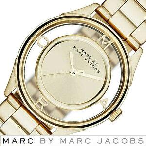 [送料無料]マークバイマークジェイコブス腕時計[MARCBYMARCJACOBS時計](MARCBYMARCJACOBS腕時計マークバイマークジェイコブス時計)ティザー(Tether)レディース/腕時計/ゴールド/MBM3413[人気/新作/流行/ブランド/防水/メタルベルト/スケルトン]