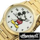 インガソール ミッキー 腕時計( INGERSOLL MICKEY 時計 )ディズニー 時計( Disney 腕時計 )インガソールミッキー( INGERSOLLMICKEY )( ミッキー腕時計 )ミッキー時計
