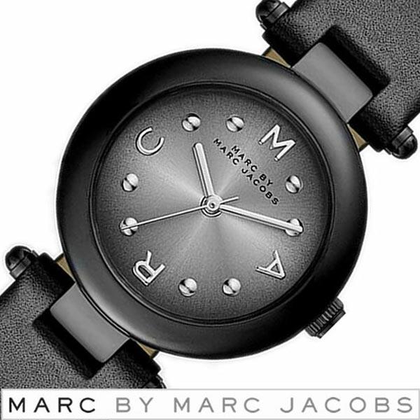 マークバイマークジェイコブス 時計 レディース 女性 [ MARC BY MARC JACOBS ] 腕時計 マークジェイコブス 時計 ドッティ Dotty グレー MJ1415 [ 人気 ブランド 防水 革 ベルト レザー ブラック ] マークバイマークジェイコブス 腕時計 ( MARCBYMARCJACOBS 時計 )マーク バイ マーク ジェイコブス 時計 ( MARC BY MARC JACOBS 腕時計 )マークジェイコブス( マークジェイコブス時計 )