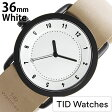 ティッドウォッチ 腕時計 [ TID Watches ] ティッド [ TID ] TIDNo. 1 レディース/ホワイト TID01-WH36-N [革 ベルト/おしゃれ/インスタ/モデル/通販/北欧/ペア/ベージュ/ブラウン/ブラック][送料無料][5年保証対象]