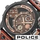 POLICE腕時計 [ ポリス時計 ] POLICE 腕時計 ポリス 時計 アダー ( ADDER )