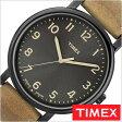 [送料無料]タイメックス腕時計 [ TIMEX時計 ]( TIMEX 腕時計 タイメックス 時計 ) イージー リーダー モダン ( Easy Reader MODERN ) メンズ/腕時計/ブラック/S-T2N677 [正規品/革 ベルト/新品/ファッションウォッチ/ブラウン]