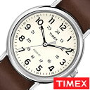�������ʡ� ������å��� �ӻ��� TIMEX ���� ��������������� ( Weekender 40mm ) ��� �ۥ磻�� T2P495 [ �� �٥�� ����С� ����� �֥饦�� ]