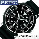【入荷決定!11月末予定】【5年延長保証】 セイコー腕時計 SEIKO時計 SEIKO 腕時計 セイコー 時計 プロスペックス PROSPEX メンズ/レディース/ブラック SBDN023[正規品/ブ