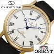 【5年延長保証】オリエント 腕時計 ( ORIENT 腕時計 オリエント 時計 ) オリエントスター エレガントクラシック ( Orient Star Elegant Classic ) メンズ/オフホワイト/WZ0321EL [革 ベルト/機械式/自動巻/メカニカル/正規品/オリエント スター/ブラウン/ゴールド]