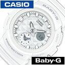 �������ʡ� ������ �ӻ��� CASIO ���� �٥��ӡ�G BABY-G �٥ӡ�G ��ǥ����� �ۥ磻�� BGA-195-7AJF [ �٥ӡ�G ���襤�� ���� �����奢�� �����ȥɥ� ���쥿�� ��С� �٥�� �Х�� �ۥ磻�� �ۥ磻�� ]