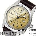 HAMILTON腕時計 [ ハミルトン時計 ] HAMILTON 腕時計 ハミルトン 時計 カーキ フィールド ( KHAKI FIELD )