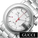 グッチ 腕時計 [ GUCCI 時計 ] Gクロノ [ G Chrono ] メンズ シルバー YA101339 [ 人気 ブランド 防水 高級 おすすめ ファッション プレゼント メタル シルバー ]