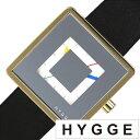 【5年保証対象】ヒュッゲ 腕時計 HYGGE 時計 ヒュッゲ...