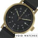 [あす楽]ヴォイド 腕時計 VOID 時計 ヴォイド 時計 VOID 腕時計 ボイド メンズ レディース ブラック VID020041 正規品 POS 人気 ブランド 革 レザー ペアウォッチ ユニセックス デザイナーズウォッチ ファッション [ プレゼント ギフト 新生活 ]
