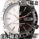セイコー セイコー5 腕時計 SEIKO 時計 セイコーファイブ 黒い稲妻 白い稲妻 メンズ ブラック ホワイト SNKE03K SNKD97J メンズ腕時計 オールブラック ガンメタ 海外 海外モデル 海外セイコー 逆輸入 機械式 自動巻き オートマ ブラックサンダー ホワイトサンダー