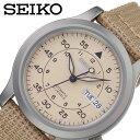 当日出荷 SEIKO 腕時計 セイコー 時計 セイコーファイブ SEIKO5 メンズ 腕時計 ベージュ SNK803K2 人気 ブランド おすすめ 防水 逆輸入 社会人 スーツ フォーマル ビジネス おしゃれ カジュアル スタイリッシュ プレゼント ギフト