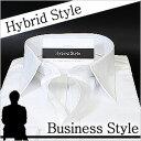 【あす楽対応】レギュラーカラー 長袖ワイシャツ ビジネス フォーマル カジュアルに最適! メンズ 長袖 ワイシャツ Yシャツ [形状安定 形態安定 形状記憶 ワイドカラー ボタンダウン スナップボタン クレリック ドレスシャツ オーダーシャツ] 多数取り扱い! 白シャツ