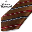 [送料無料]ヴィヴィアンネクタイ[VivienneWestwood] ヴィヴィアンウエストウッド ( Vivienne Westwood ヴィヴィアン ウエストウッド ブランド ネクタイ )ネクタイ/F214-1-9