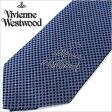 [送料無料]ヴィヴィアンネクタイ[VivienneWestwood] ヴィヴィアンウエストウッド ( Vivienne Westwood ヴィヴィアン ウエストウッド ブランド ネクタイ )ネクタイ/F236-5-9