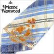[送料無料]ヴィヴィアンネクタイ[VivienneWestwood] ヴィヴィアンウエストウッド ( Vivienne Westwood ヴィヴィアン ウエストウッド ブランド ネクタイ )ネクタイ/F290-3-9