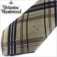[あす楽対応][送料無料]ヴィヴィアンネクタイ[VivienneWestwood] ヴィヴィアンウエストウッド ( Vivienne Westwood ヴィヴィアン ウエストウッド ブランド ネクタイ )ネクタイ/F516-1-9