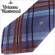 [送料無料]ヴィヴィアンネクタイ[VivienneWestwood] ヴィヴィアンウエストウッド ( Vivienne Westwood ヴィヴィアン ウエストウッド ブランド ネクタイ )ネクタイ/F516-3-9 [新生活応援]